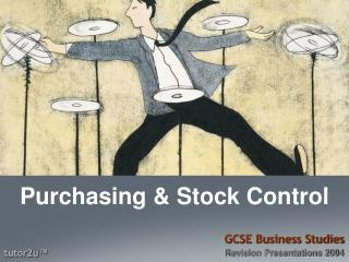 Purchasing & Stock Control
