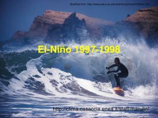 El-Niño 1997-1998