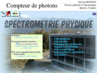 Compteur de photons