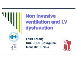 Non invasive ventilation and LV dysfunction