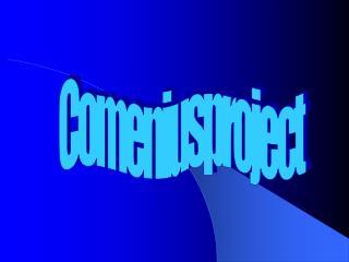 Comeniusproject