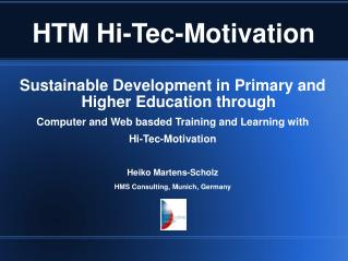 HTM Hi-Tec-Motivation