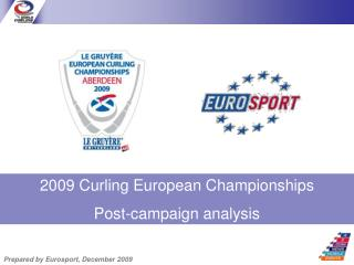 2009 Curling European Championships  Post-campaign analysis