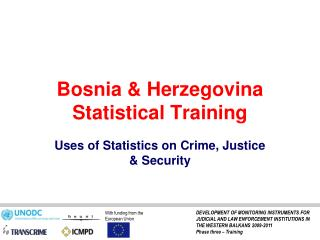 Bosnia & Herzegovina Statistical Training