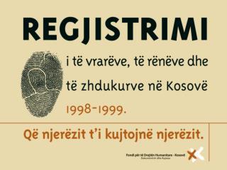 Burimet e të dhënave mbi rëniet, vrasjet  dhe zhdukjet  e Shqiptarëve në  komunën e Lipjanit :