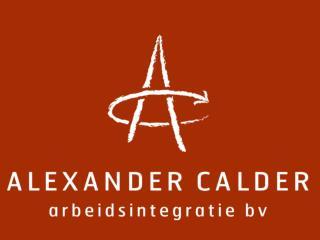Alexander Calder arbeidsintegratie