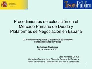 IX Jornadas de Regulación y Supervisión de Mercados Centroamericanos de Valores