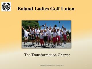 Boland Ladies Golf Union