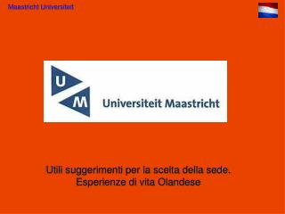 Maastricht Universiteit