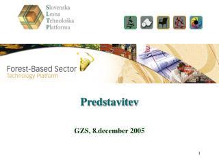 Predstavitev GZS, 8.december 2005