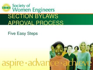 SECTION BYLAWS APROVAL PROCESS