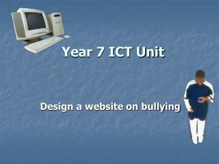 Year 7 ICT Unit