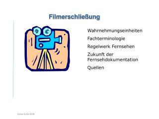 Filmerschließung