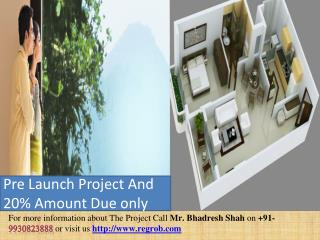 1 Bhk affordable flat-House in Kapurbawdi, Thane for sale