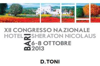 XII Congresso Nazionale SICVE  Sessione congiunta SICVE � AGENAS �  ISF � ALICE � SOC FRANC