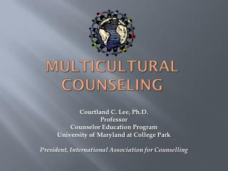 MULTICULTURAL COUNSELING