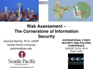 Risk Assessment –  The Cornerstone of Information Security