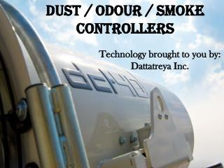 DUST / odour / smoke CONTROLLERS