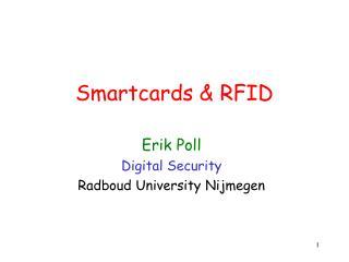 Smartcards & RFID