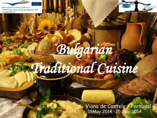 Bulgarian  Traditional Cuisine