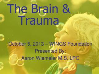 The Brain & Trauma