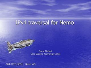 IPv4 traversal for Nemo