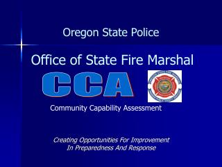 Office of State Fire Marshal
