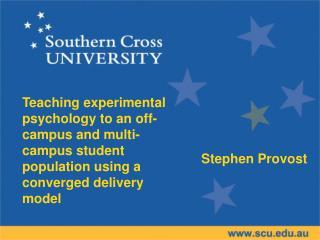 Stephen Provost