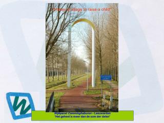 Wijk panel  Camminghaburen –  Leeuwarden 'Het geheel is meer dan de som der delen'