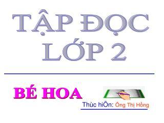 B� HOA