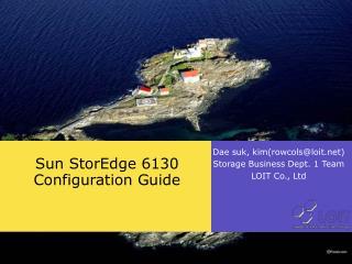 Sun StorEdge 6130  Configuration Guide