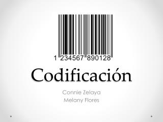 Codificaci�n