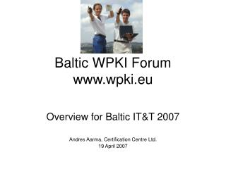 Baltic WPKI Forum wpki.eu