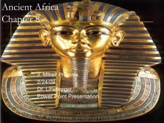 Ancient Africa  Chapter 8