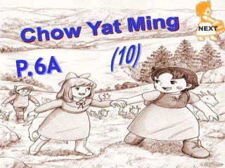 Chow Yat Ming