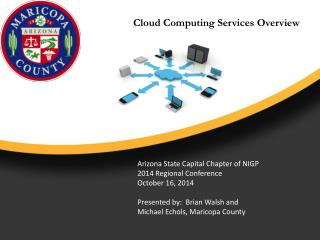 Cloud Computing Services Overview