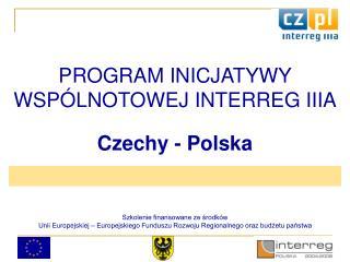Podstawowe Dokumenty Programu interreg.pl