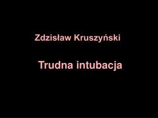 Zdzisław Kruszyński