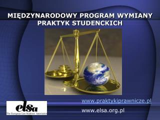 praktykiprawnicze.pl elsa.pl