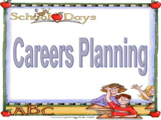 Careers Planning