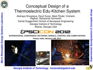 Conceptual Design of a Thermoelectric Edu-Kitchen System