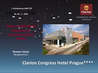 3. Konference AHR ČR