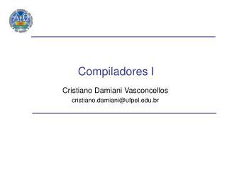 Compiladores I