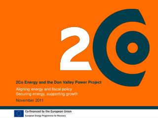 2Co Energy and the Don Valley Power Project