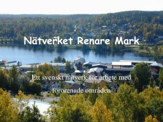 N�tverket Renare Mark