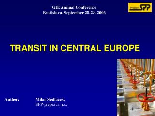 TRANSIT IN CENTRAL EUROPE
