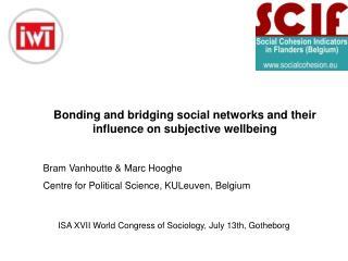 ISA XVII World Congress of Sociology, July 13th, Gotheborg
