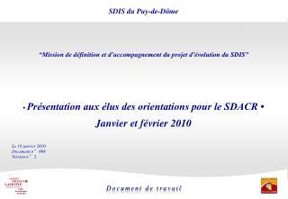 SDIS du Puy-de-D�me