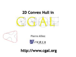 2D Convex Hull in
