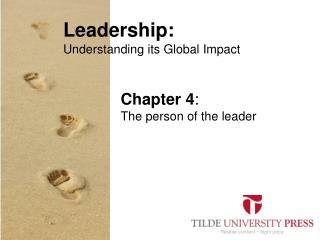 Leadership: Understanding its Global Impact